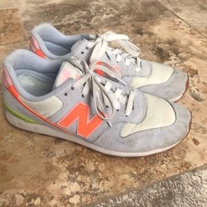 New Balance Sneakers from J Crew sz 8